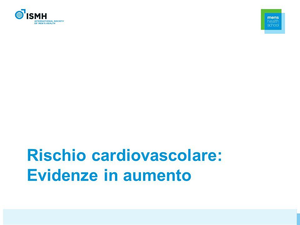 Rischio cardiovascolare: Evidenze in aumento