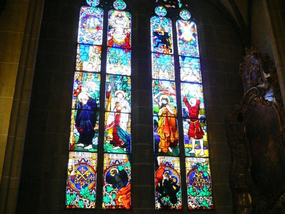 E con questo vestito composto da pace, amore e perseveranza, il Canisio ha svolto la sua opera di rinnovamento del cattolicesimo.