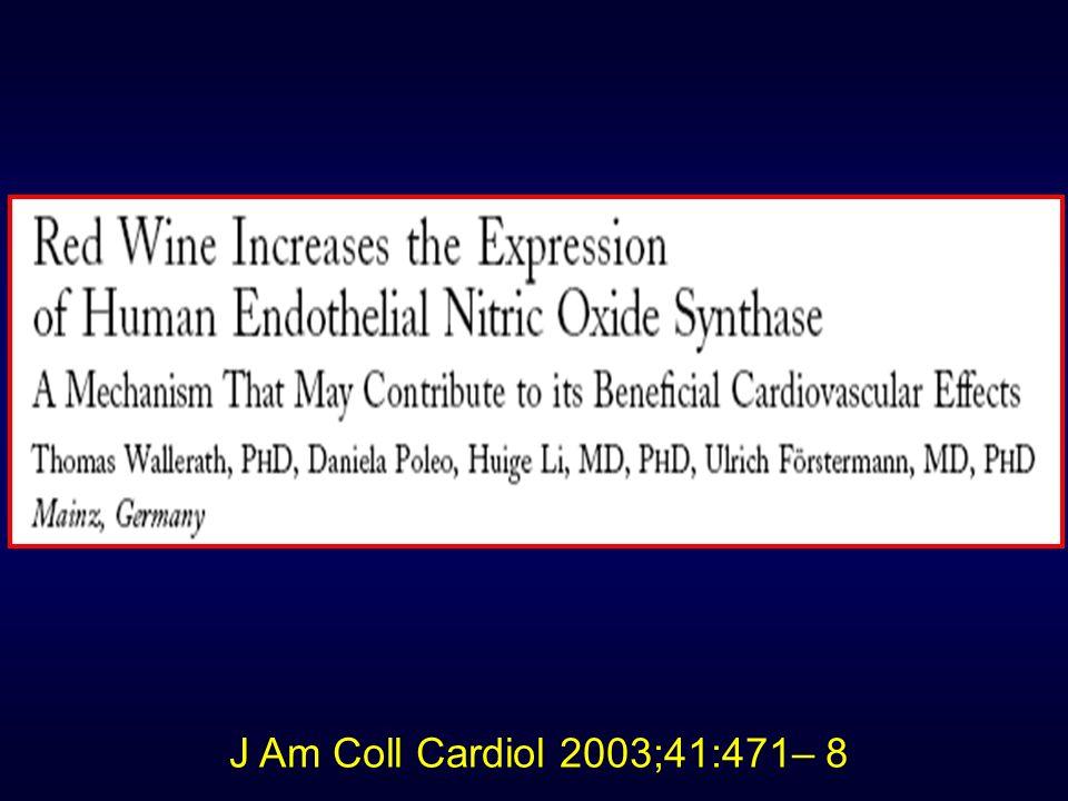 J Am Coll Cardiol 2003;41:471– 8