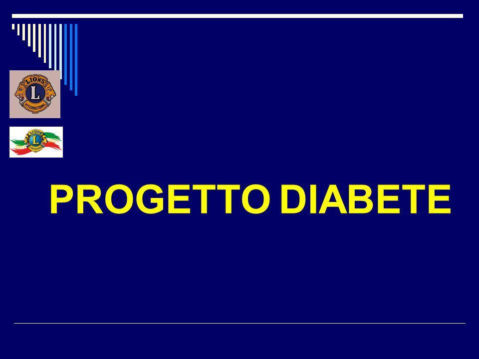PROGETTO DIABETE