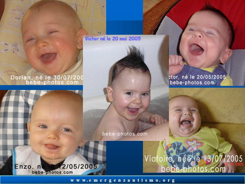 w w w. e m e r g e n z a u t i s m o. o r g INFORMAZIONI ULTERIORI Autism, a novel form of mercury poisoning, Bernard, 2000 (www.safeminds.org e autis