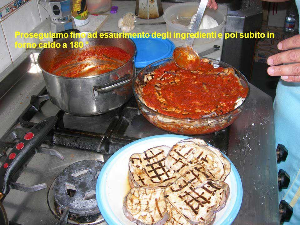 E non dimenticate abbondante parmigiano grattugiato ed un po di pepe