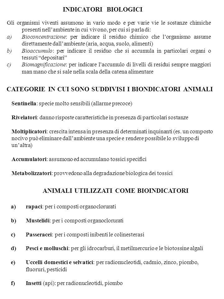 RASSEGNA DELLE MICOTOSSINE PIÙ IMPORTANTI (Reiss 1981, 1986 e Belina 1984) Tossina ProduttoreAffezione causata nelluomo o nellanimale Alimento più frequentemente infestato Aflatossine A.