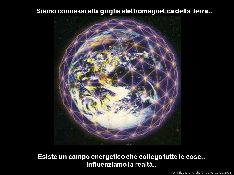 Esiste un campo energetico che collega tutte le cose..