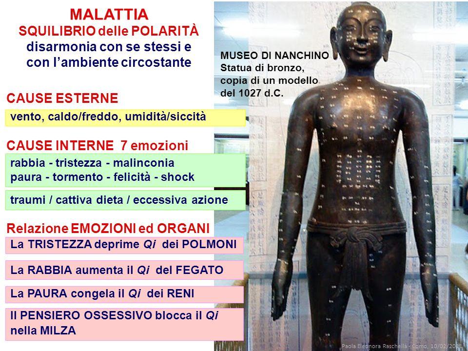 MUSEO DI NANCHINO Statua di bronzo, copia di un modello del 1027 d.C.