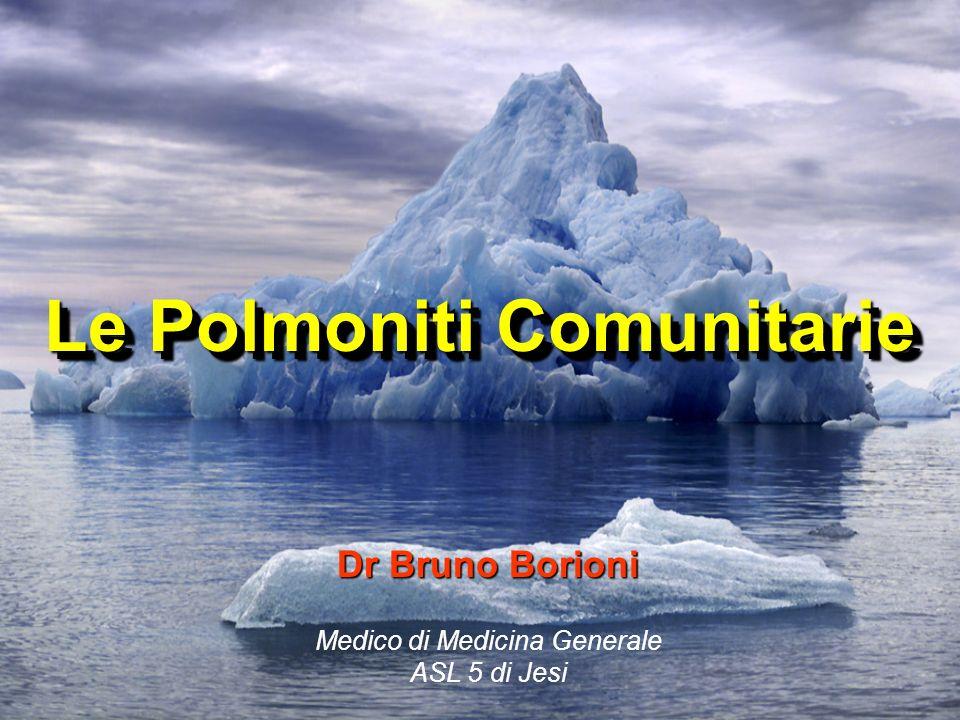 La polmonite È un processo infiammatorio del parenchima polmonare dovuto ad invasione delle vie aeree da parte di microrganismi patogeni, nella maggioranza dei casi batteri, caratterizzato da flogosi essudativa e consolidazione parenchimale radiograficamente evidente.