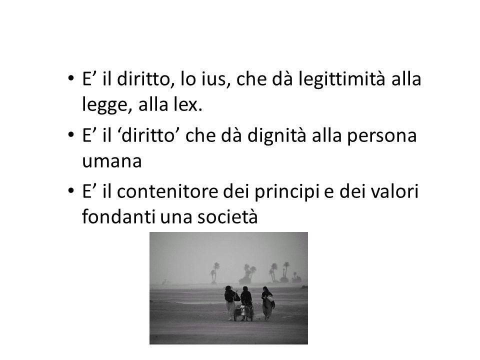 PRINCIPIO LAVORISTA Art.
