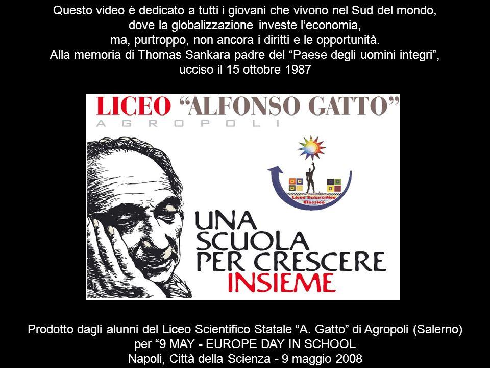 Prodotto dagli alunni del Liceo Scientifico Statale A.