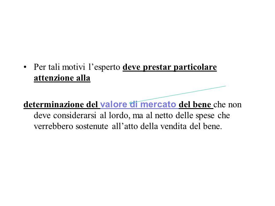 la descrizione dellincarico ricevuto, con lindicazione 1.dei beni e dei diritti da stimare; 2.