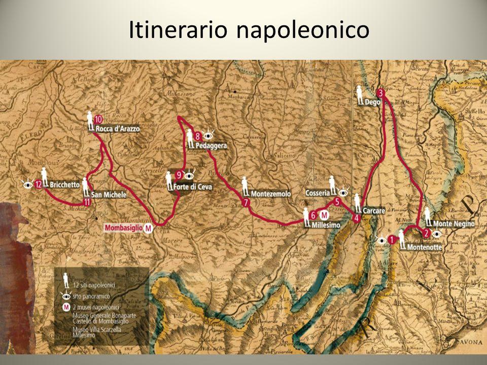 Itinerario napoleonico