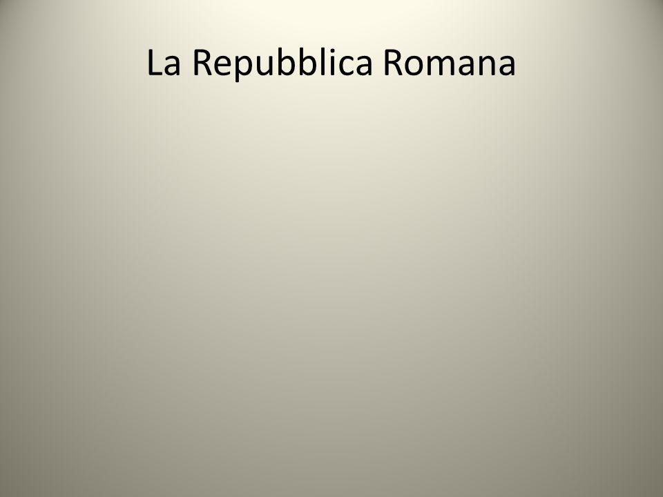 La Repubblica Romana