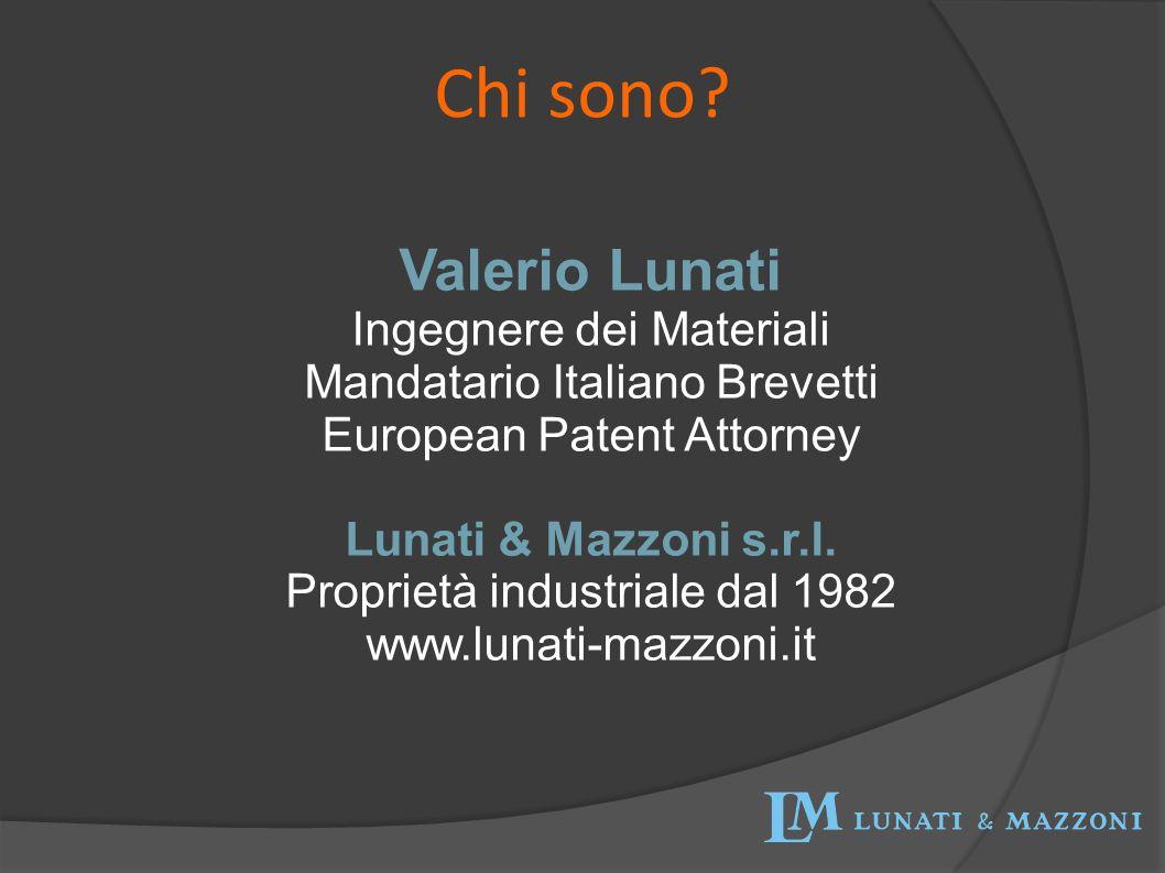 Dove valgono i brevetti.