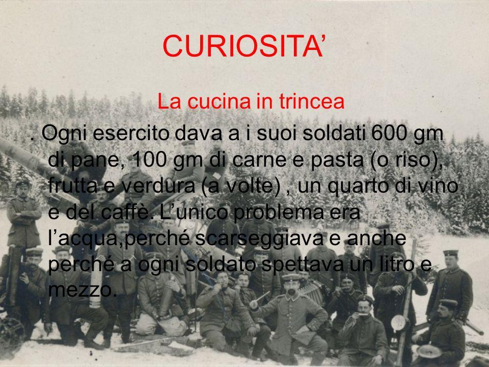 1914-1916 LA GUERRA IN TRINCEA Il fronte occidentale era costituito da linee parallele di trincee, delle specie di protezioni. Milioni di soldati dove