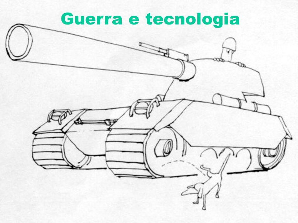 Guerra e tecnologia
