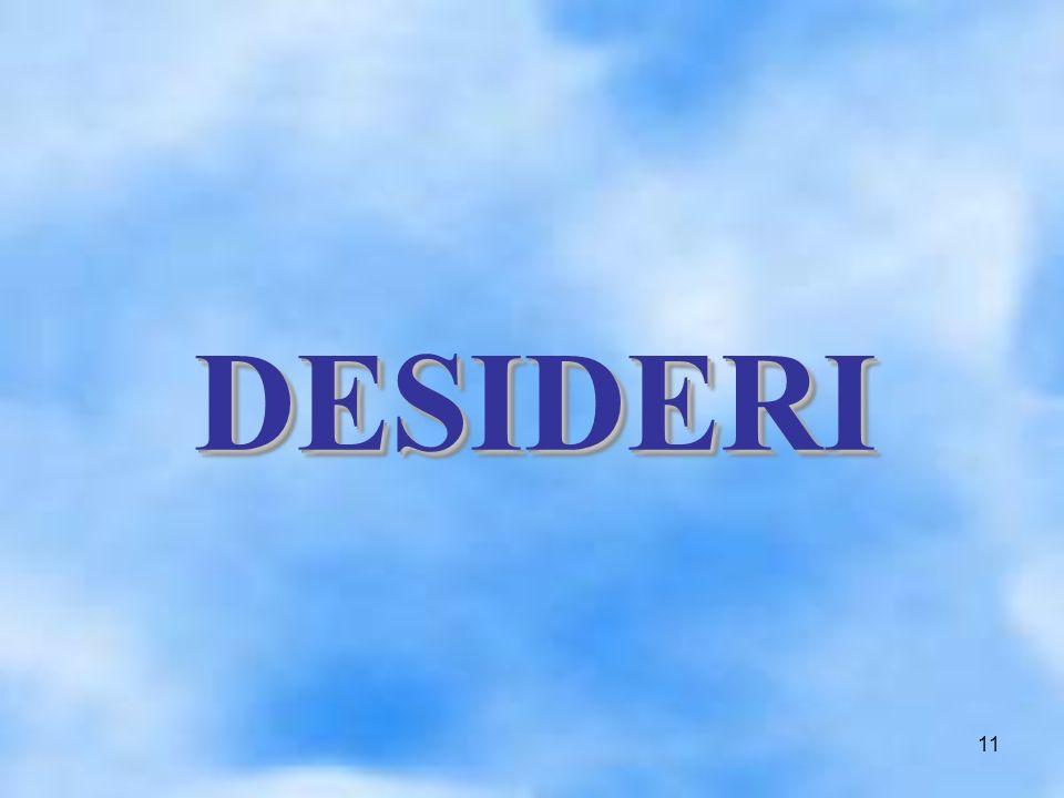 11 DESIDERI DESIDERI