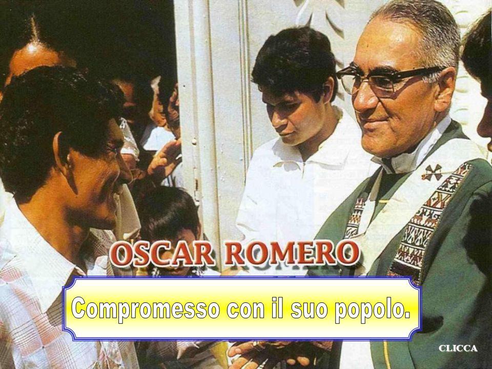 Da quel giorno la gente lo chiama, lo prega, lo invoca come San Romero d America.