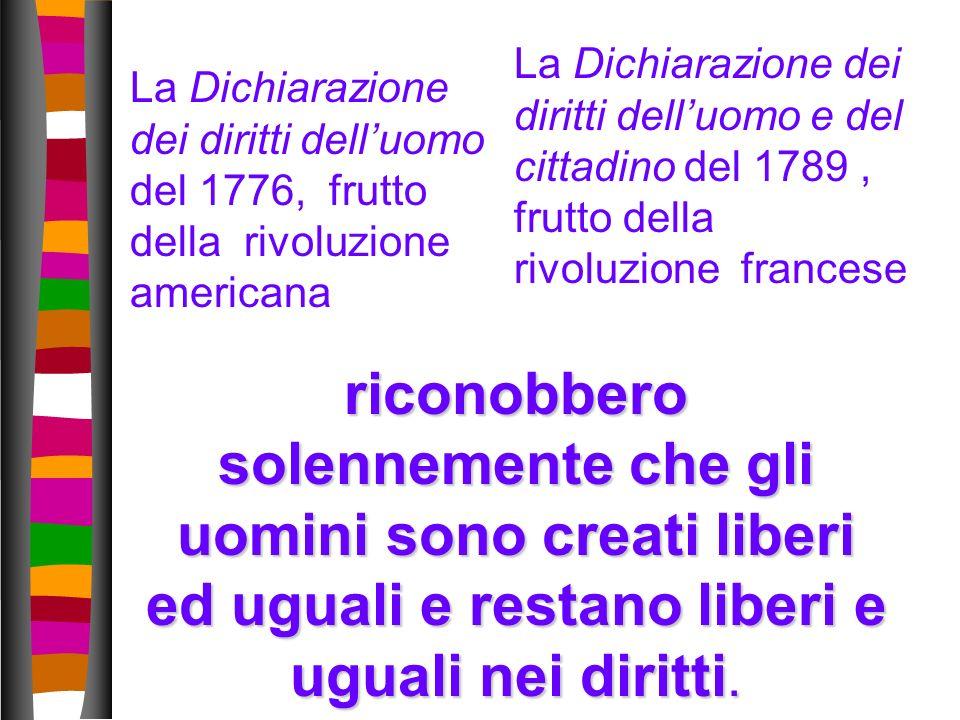 1848 Viene promulgato lo Statuto Albertino nel Regno sardo-piemontese, successivamente, con la proclamazione del Regno dItalia nel 1861, esteso a tutto il territorio italiano: nasce la prima Costituzione dello Stato italiano nasce la prima Costituzione dello Stato italiano