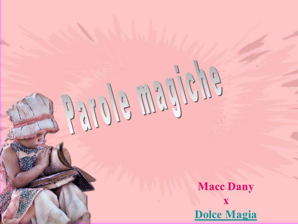 Macc Dany x Dolce Magia