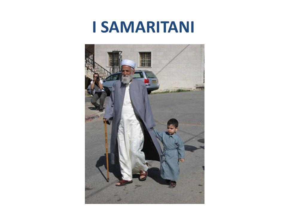 I SAMARITANI