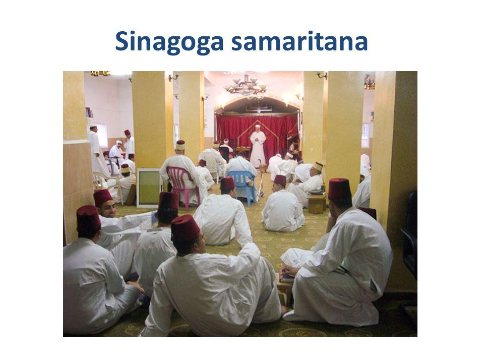 Sinagoga samaritana