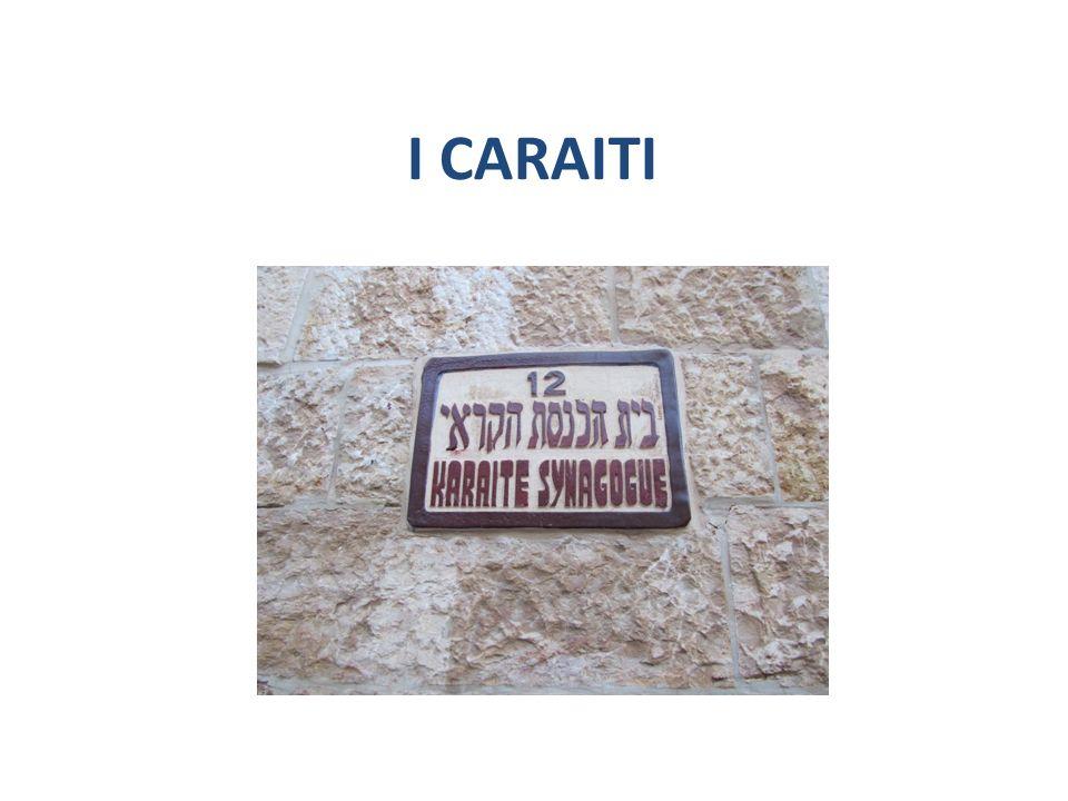 I CARAITI