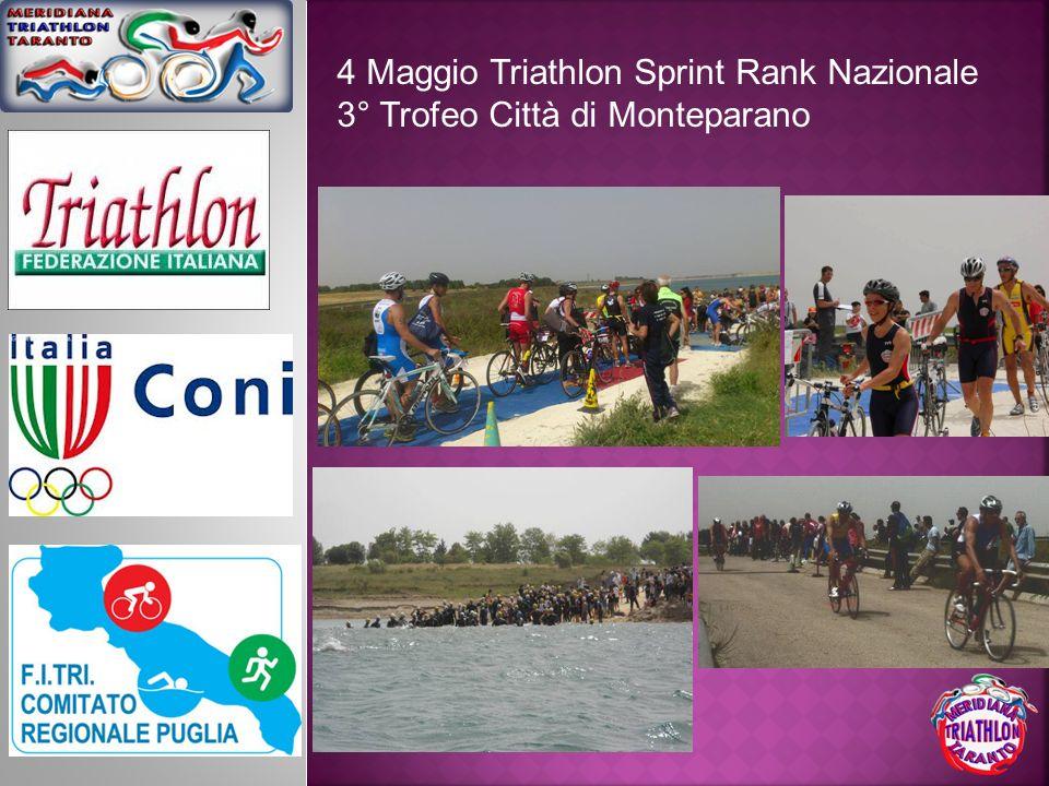 Programmazione Agonistica e Obiettivi Stagionali Ciclismo nel triathlon Questa parte della competizione viene affrontata ad alta intensità e interpretata come momento selettivo determinante per il prosieguo della gara.