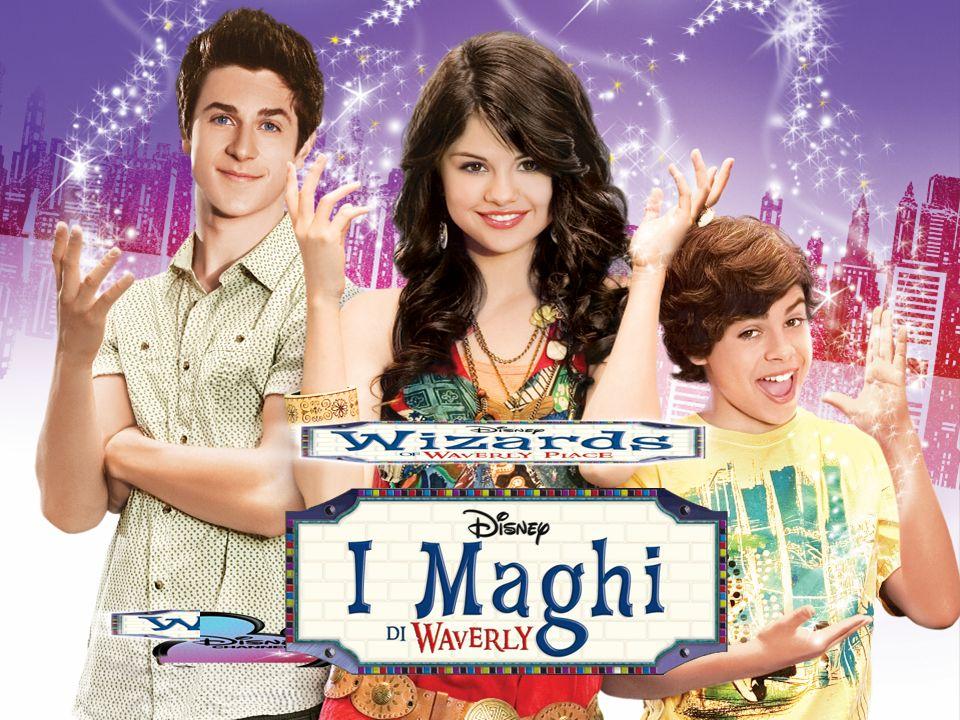 Il Franchise « I Maghi di Waverly » Un serie TV trasmessa su Disney Channel dal 2008 Selena Gomez, astro nascente di Disney Channel ha vinto il premio come migliore attice TV Kids choice award del 2009.