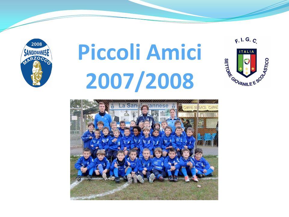 Pulcini 2° Anno 2004