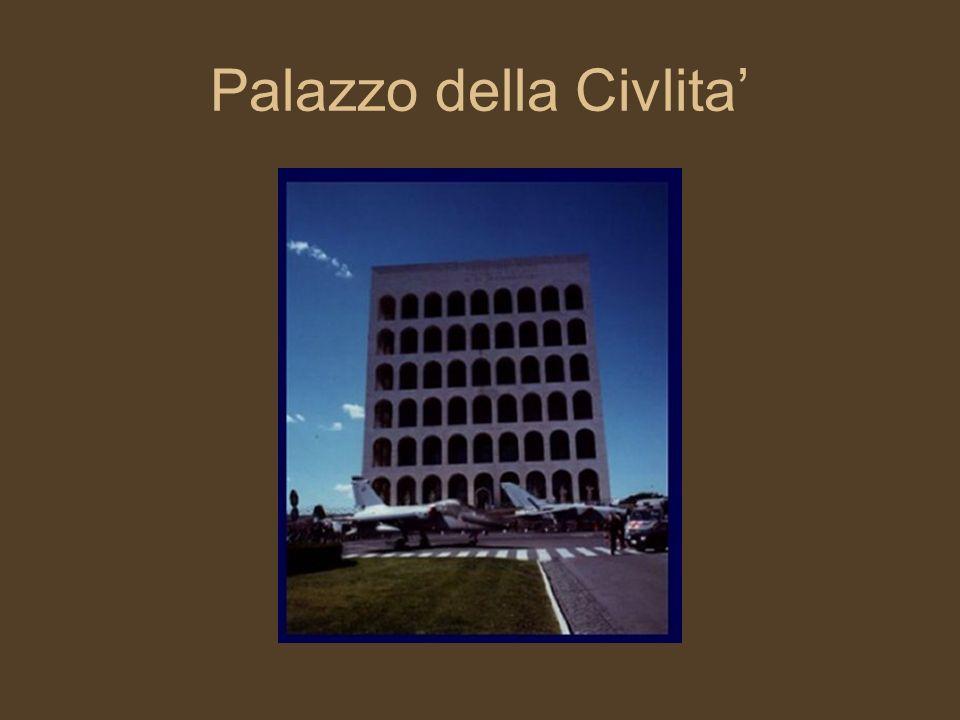 Palazzo della Civlita