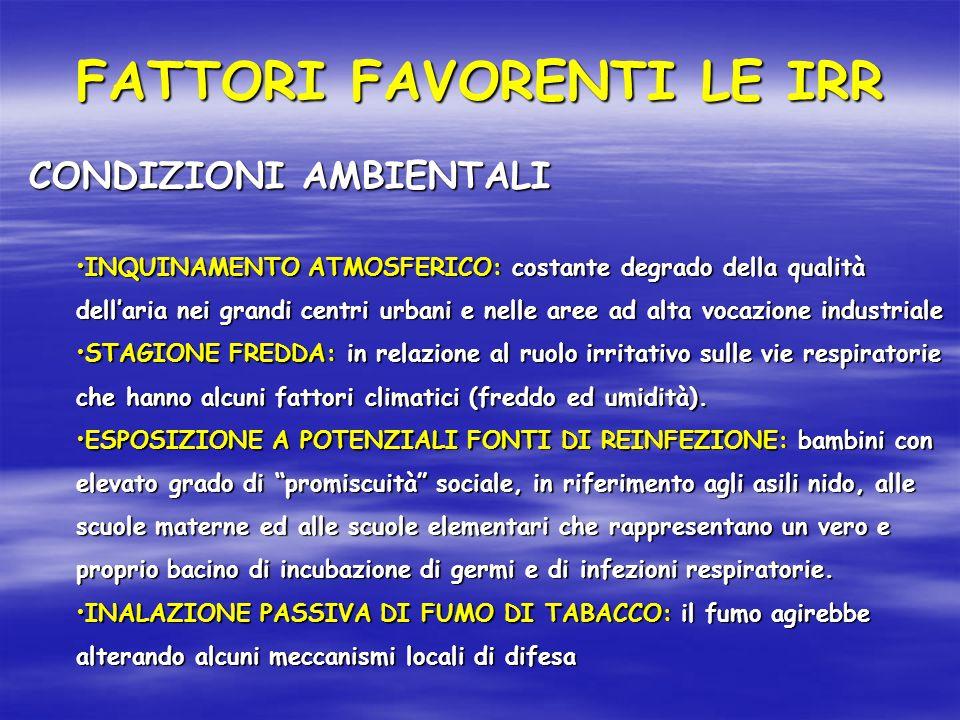 MEDIA DI GIORNI DI FEBBRE PER PAZIENTE FOLLOW UP 12 MESI CONFRONTO TRA GRUPPI