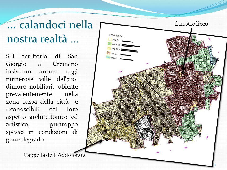 3 Sul territorio di San Giorgio a Cremano insistono ancora oggi numerose ville del700, dimore nobiliari, ubicate prevalentemente nella zona bassa dell