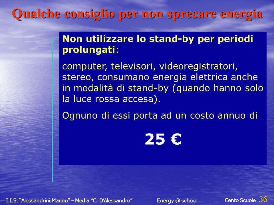 I.I.S. Alessandrini.Marino – Media C.