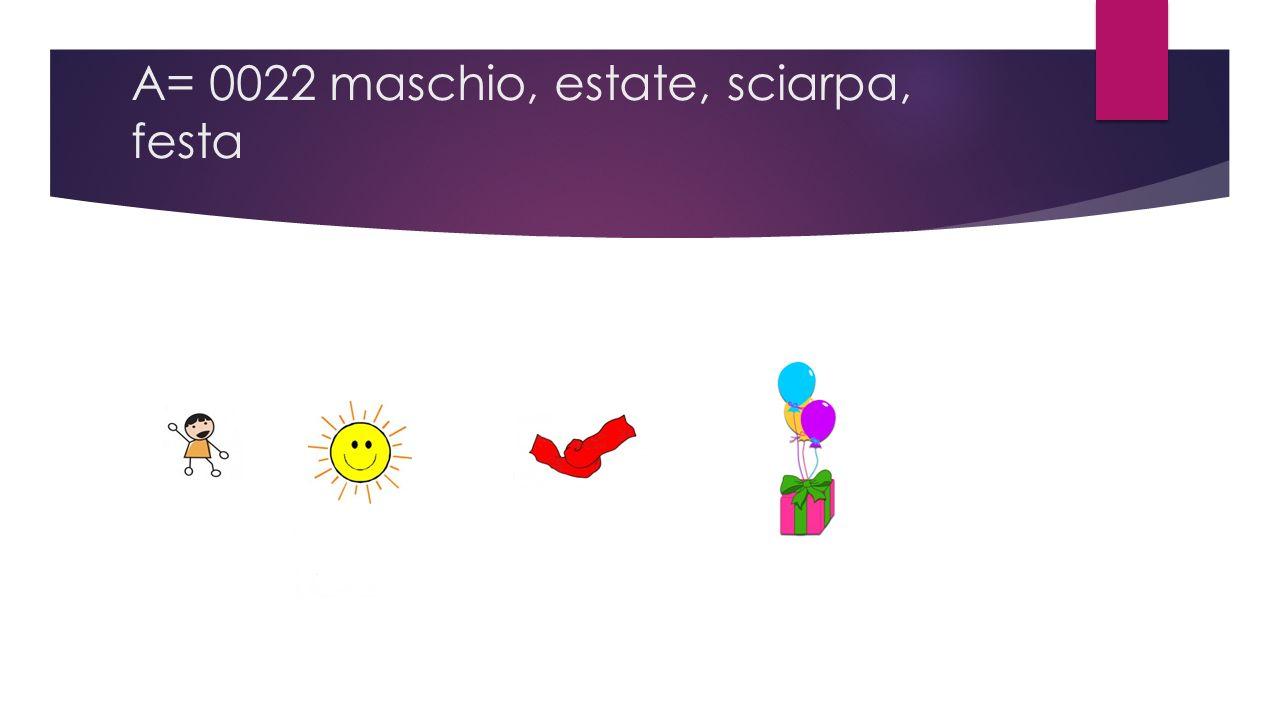 A= 0022 maschio, estate, sciarpa, festa