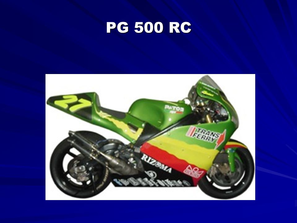 PG 500 RC
