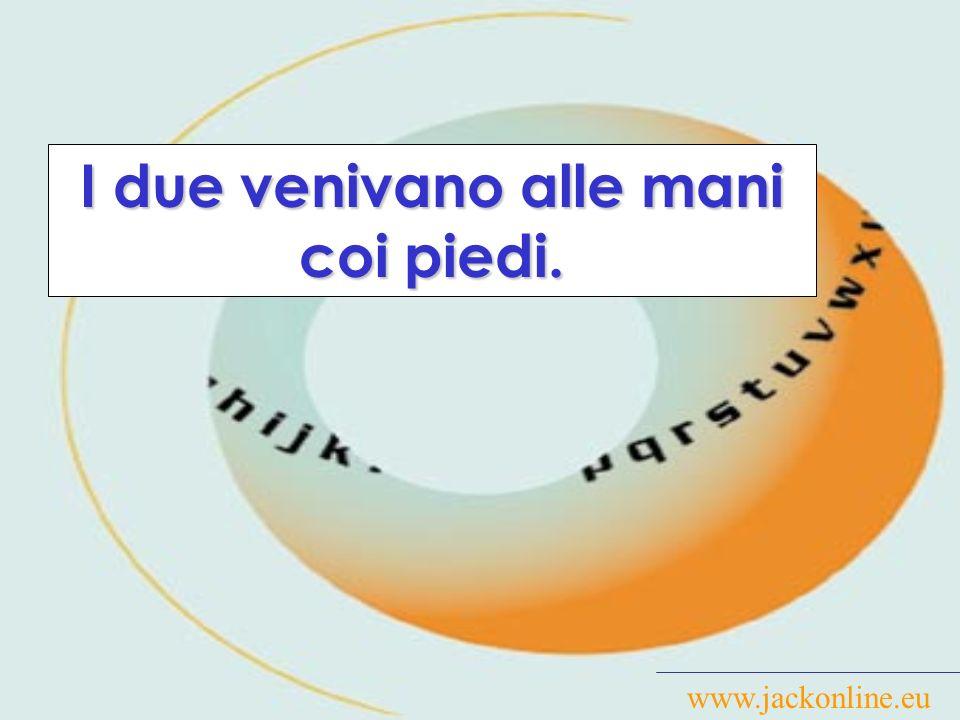 www.jackonline.eu Abbiamo rilevato ferite sullo stomaco e più in basso sulla zona pubblica.