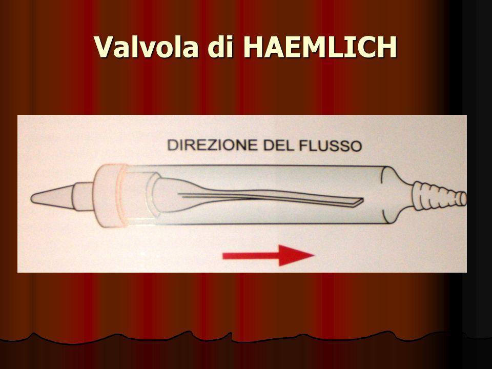 Valvola di HAEMLICH