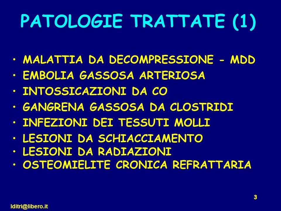 lditri@libero.it 14 RADIOLESIONI