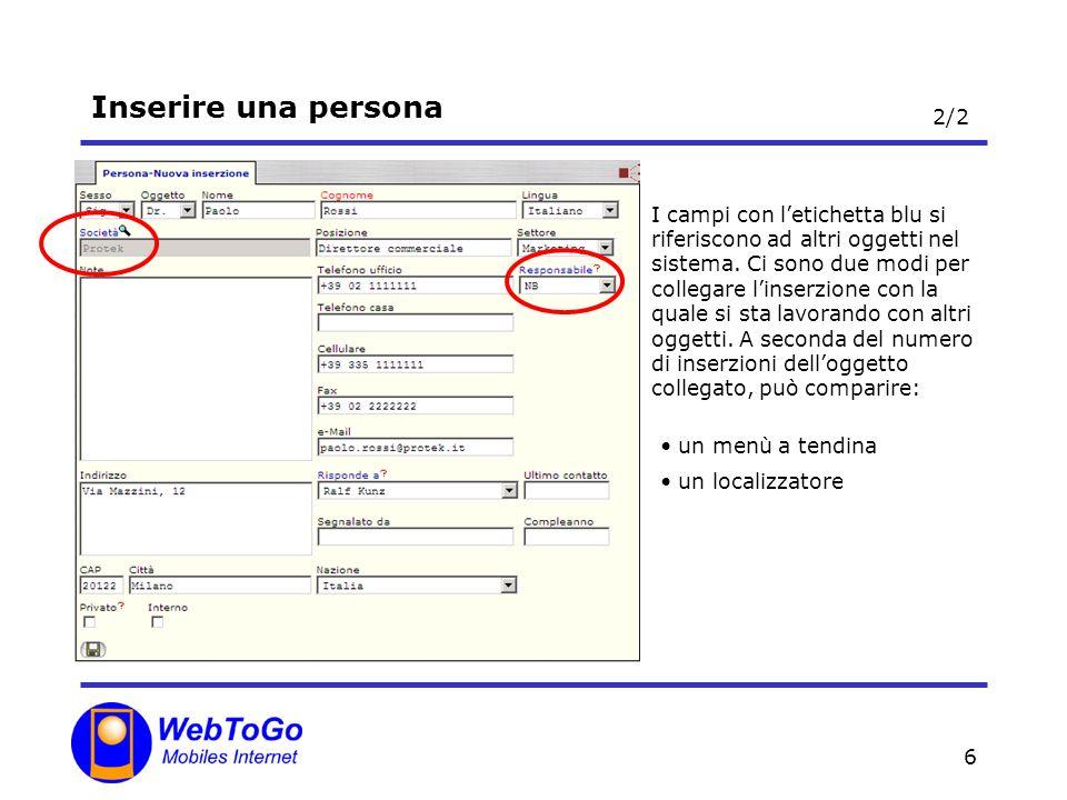 7 Inserire un appuntamento Per inserire un appuntamento si può: cliccare sul calendario.