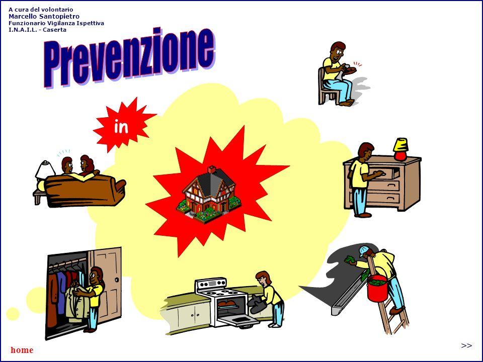 in home >> A cura del volontario Marcello Santopietro Funzionario Vigilanza Ispettiva I.N.A.I.L. - Caserta