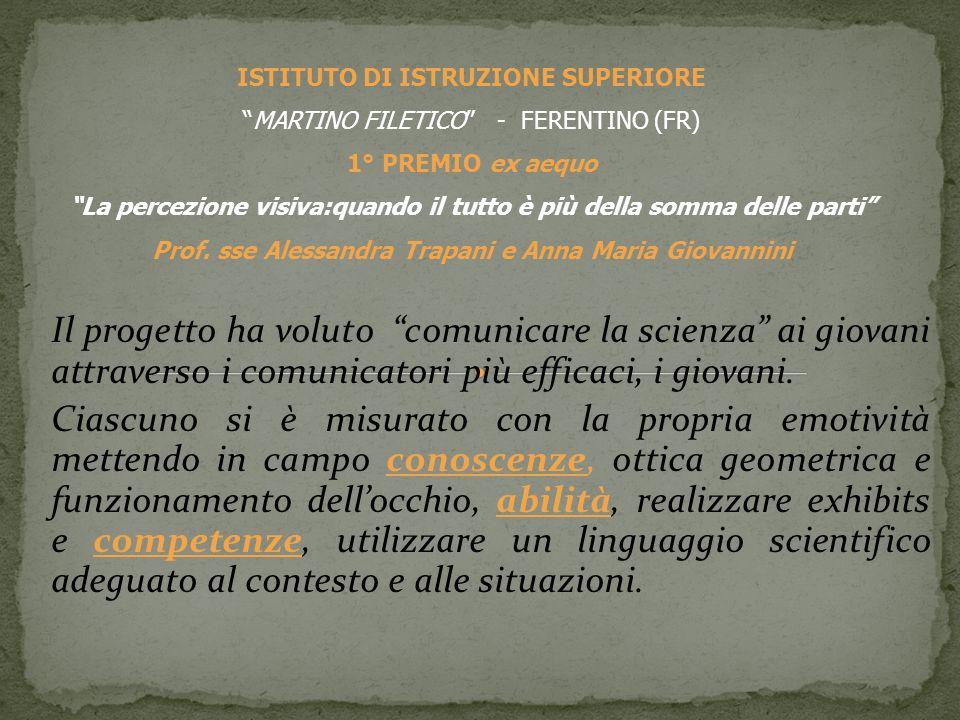 SEZIONE ITI- IPSIA