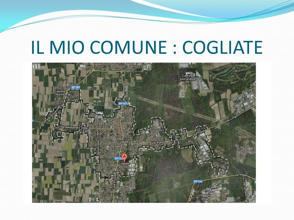 IL MIO COMUNE : COGLIATE