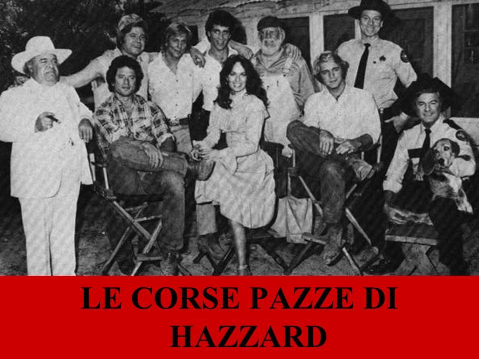LE CORSE PAZZE DI HAZZARD