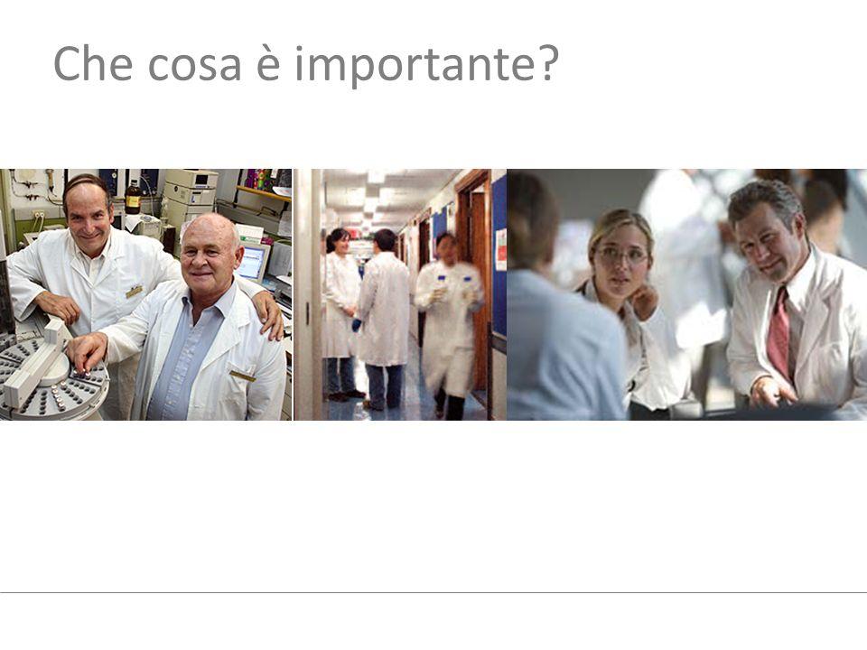 Che cosa è importante?