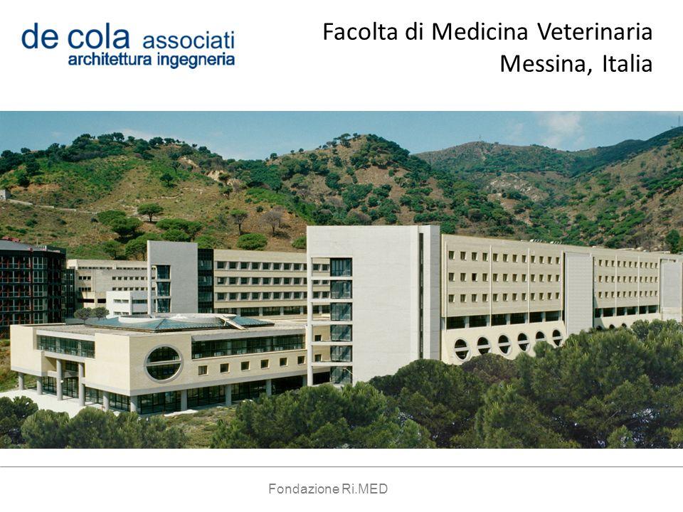 Fondazione Ri.MED Università degli Studi di Catania Laboratorio di ricerca Biomedial Catania, Italia