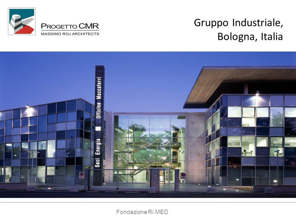 The Palasport Oval Lingotte Torino, Italia Fondazione Ri.MED