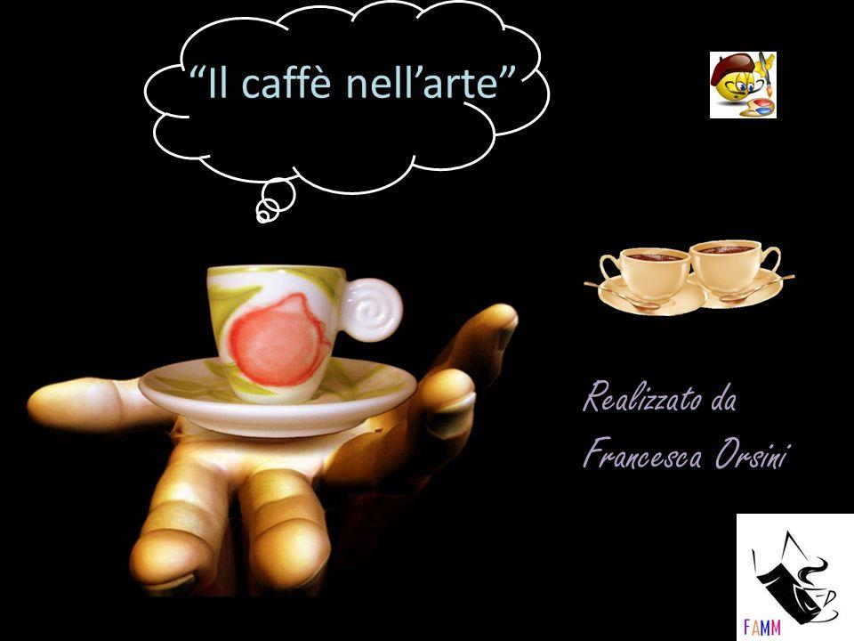 IL CAFFE NELL ARTE L apparizione del caffè nell arte coincide con la sua diffusione nelle principali capitali europee, a partire dal secolo XVII.