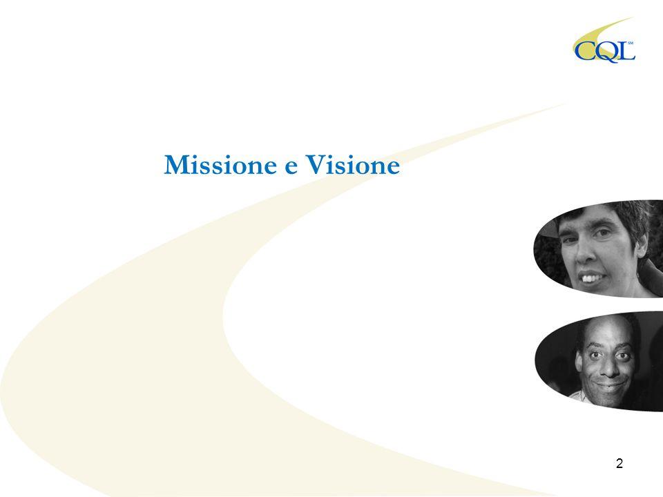 Missione e Visione 2