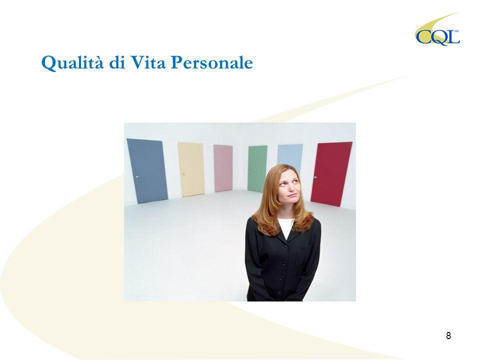 Qualità di Vita Personale 8