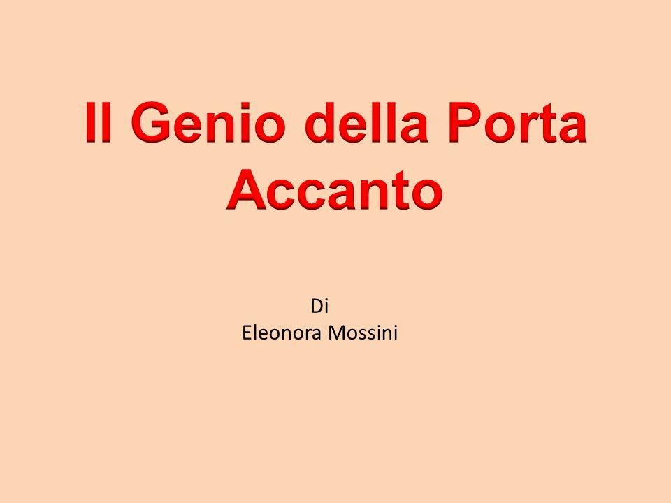 Di Eleonora Mossini