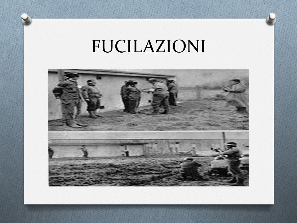 FUCILAZIONI